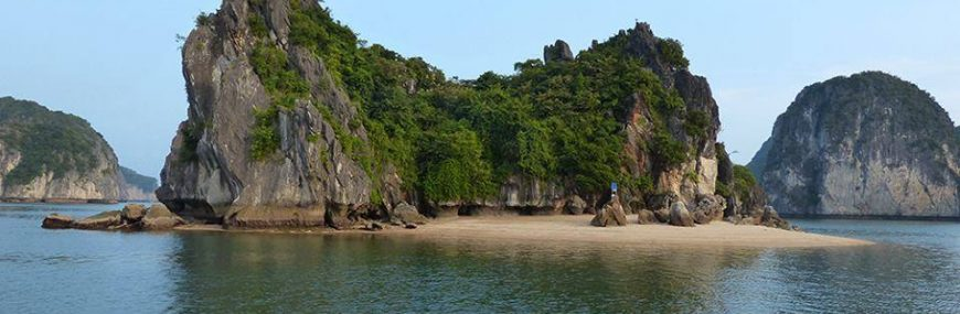 HANOI – CAT BA ISLAND – TREKKING & LAN HA BAY 2 DAYS 1 NIGHT IN VIET HAI BUNGALOW