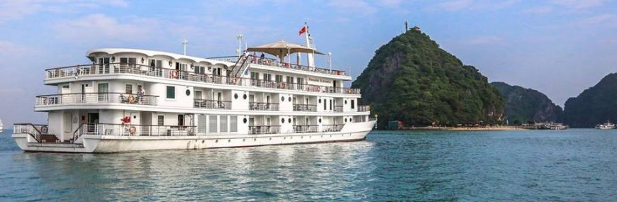 HALONG BAY 2 DAYS 1 NIGHT WITH PARADISE LUXURY CRUISE