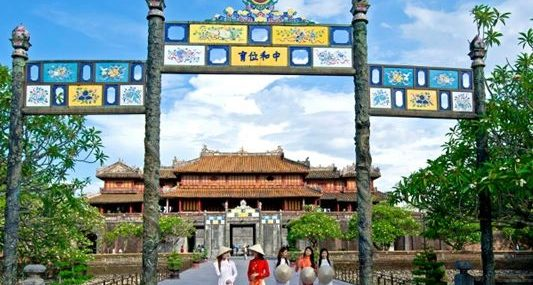 HUE CITY HALF DAY TOUR WITH THUY BIEU ECO VILLAGE