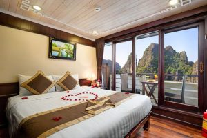 HALONG BAY 3 DAYS 2 NIGHTS TOUR WITH APRICOT PREMIUM CRUISE