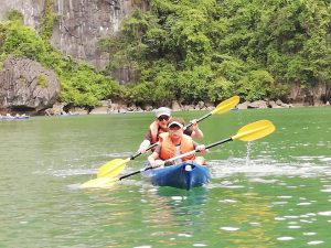 HALONG BAY 1 DAY TOUR WITH 6 HOURS