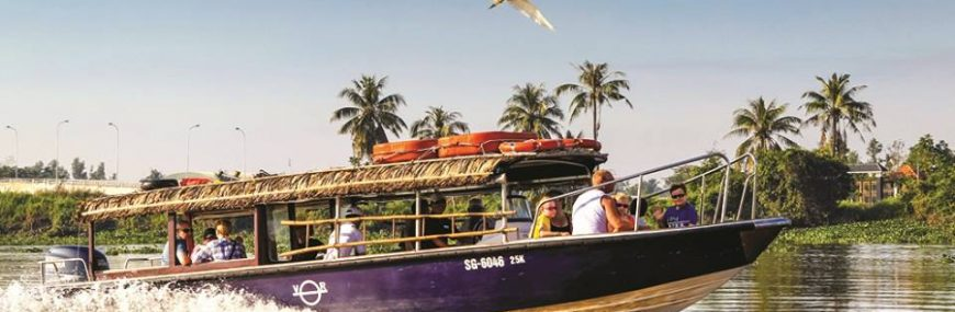 HO CHI MINH CITY- MEKONG DELTA 2 DAYS 1 NIGHT TOUR IN HOMSTAY